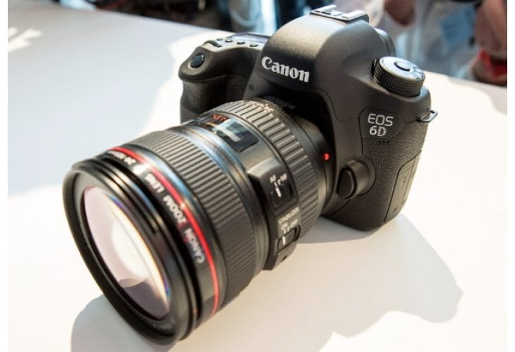 Canon 6D vs. 7D price could outweigh performance