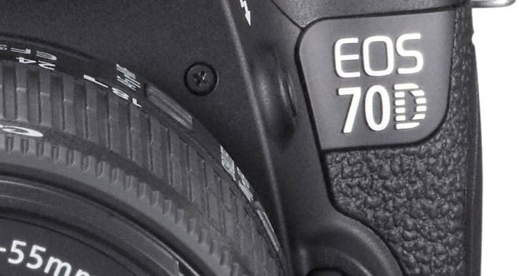 Canon EOS 70D with iPhoto, Aperture and OS X support