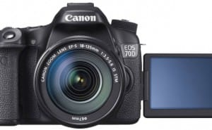 Canon 70D Dual Pixel AF previewed
