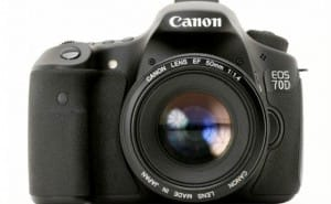 Canon 70D official debut expected at April press event