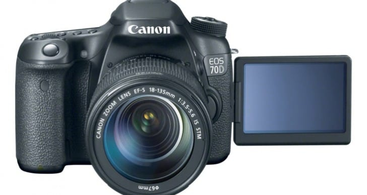 Canon 70D production image quality and AF performance