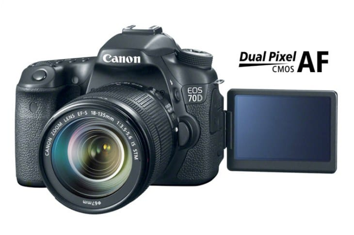 Canon 70D sample review images released