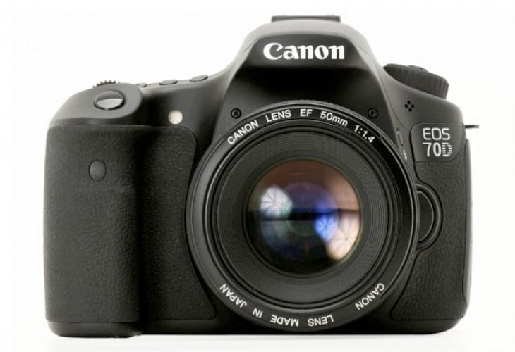 Canon 70D unveil date following Nikon D7100 release
