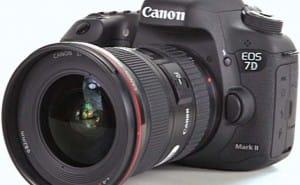 Canon 7D MARK II update to fix autofocus issue