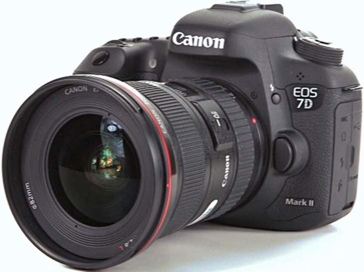 Canon 7D MARK II update to fix autofocus issue