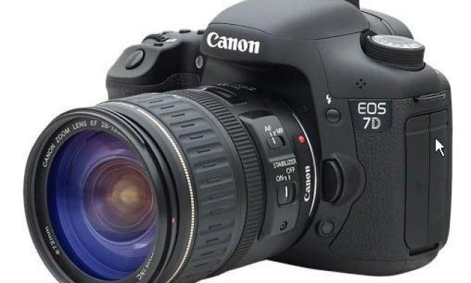 Canon 7D Mark II embargo ends before Photokina 2014