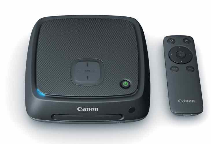 Canon Connect Station CS100 release