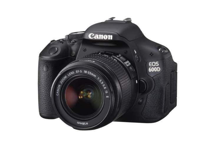 Canon EOS 1300d Vs 600D