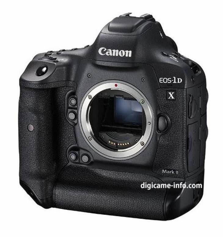 Canon EOS 1D X MK II specs
