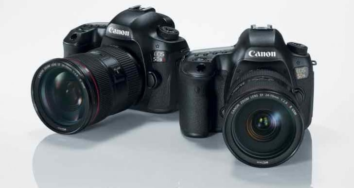 Canon EOS 5DS, R availability confusion over dates