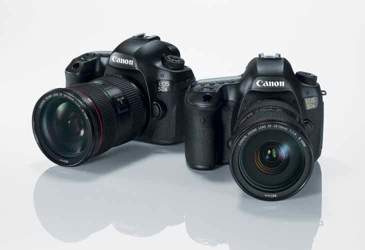 Canon EOS 5DS, R availability