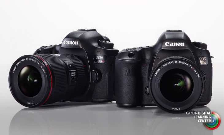 Canon EOS 5DS and 5DS R video reviews