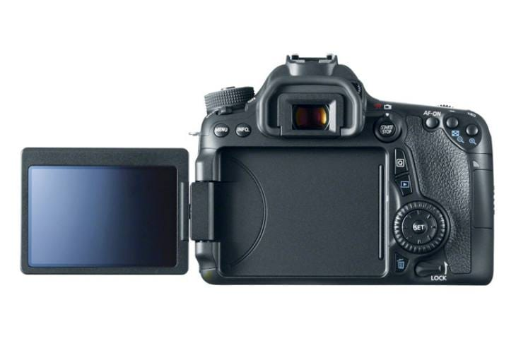 Canon EOS 70D accessories and availability