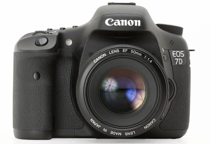 Canon EOS 70D vs. 7D