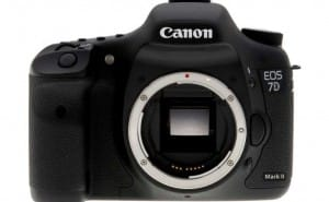 Canon EOS 7D MK II price and specs months away