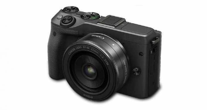 Canon EOS M3 smiles for camera, but no specs