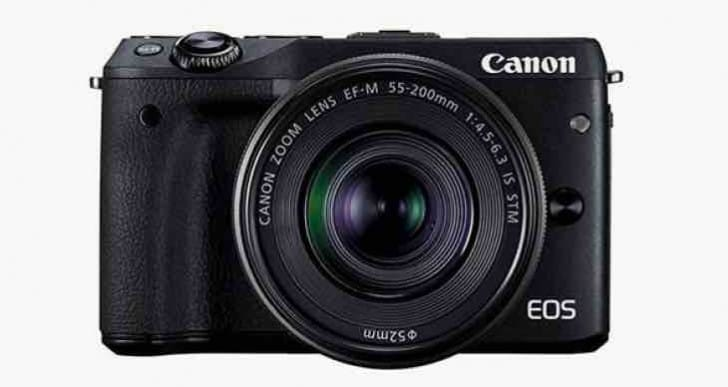 Canon EOS M3 successor skips generation to M5