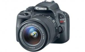 Canon EOS Rebel SL1 announcement while 70D MIA