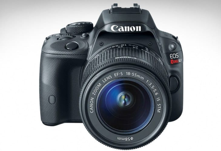 Canon EOS Rebel SL1 bundle