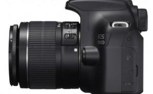Canon EOS Rebel T3 specs insufficiency shown in price