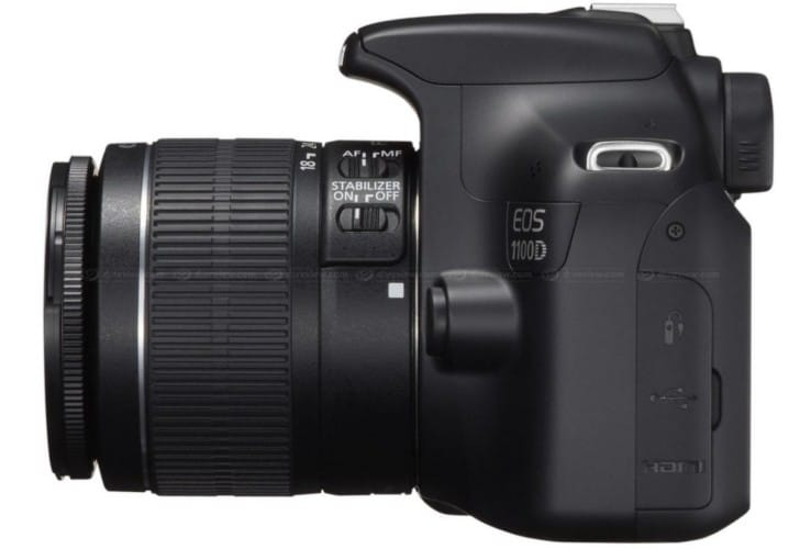 Canon EOS Rebel T3 specs insufficiency shown in price