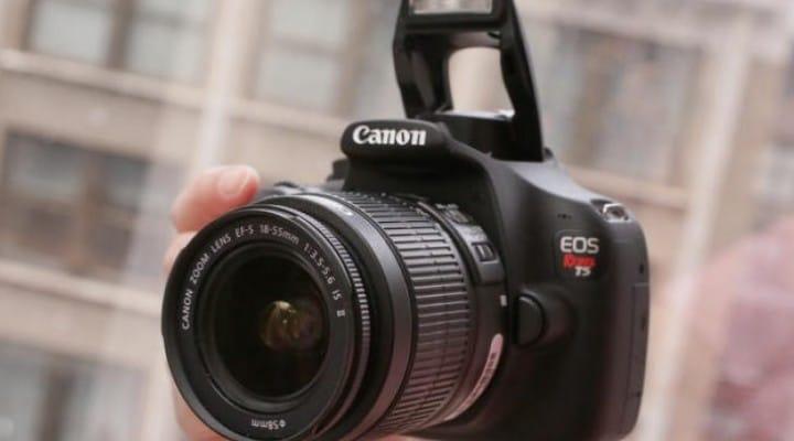 Canon EOS Rebel T5 Vs Nikon D3200 specs and price