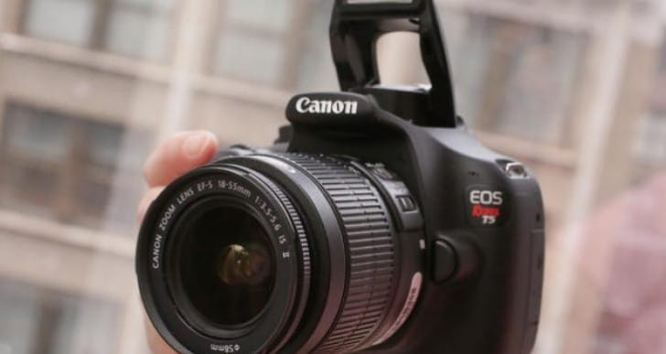 Canon EOS Rebel T5 Vs Nikon D3200 specs and price