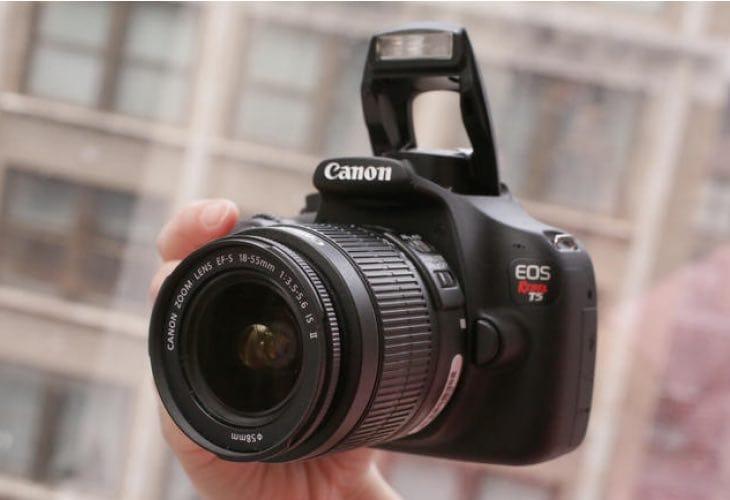 Canon EOS Rebel T5 specs