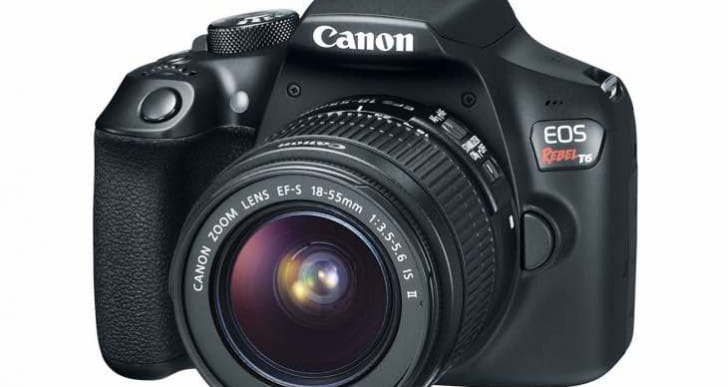 Canon EOS Rebel T6 DSLR Camera review, a perfect upgrade