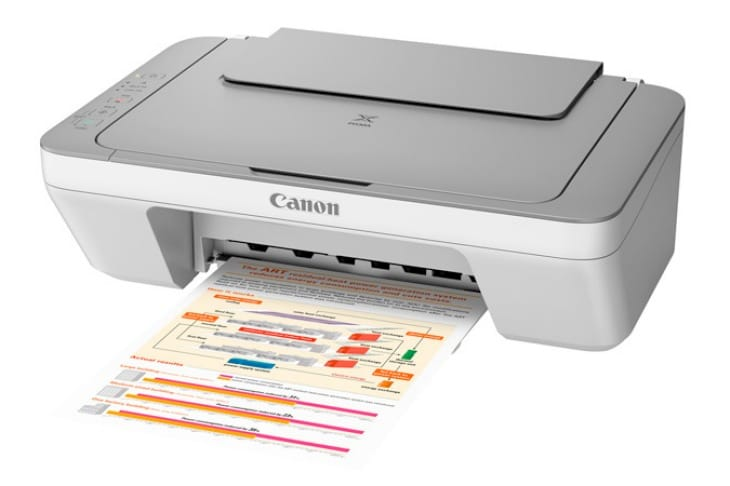 Canon PIXMA MG3520 and MG2420 printers, review of specs 2