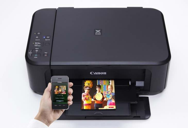 Canon PIXMA MG3550 wireless printer