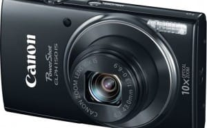 Canon PowerShot ELPH 150 IS manual with specs