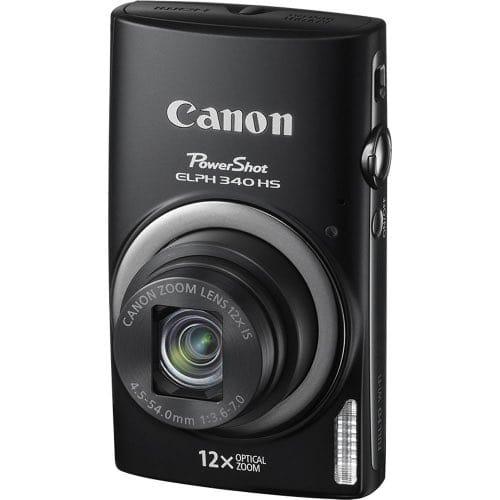 Canon PowerShot ELPH-340 review