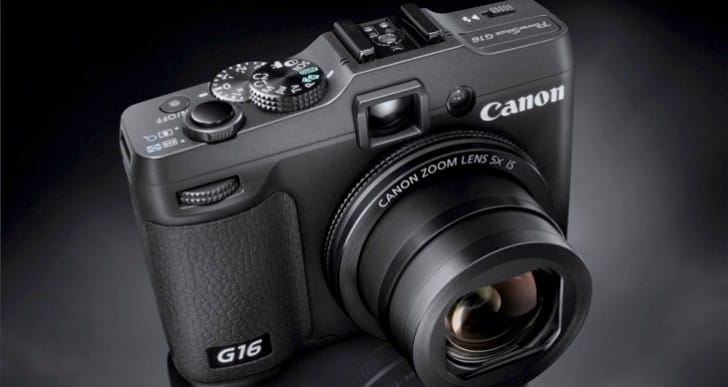 Canon PowerShot G16 vs. G15 in quick comparison
