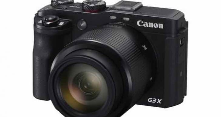 Canon PowerShot G3 X specs targets specific photographers