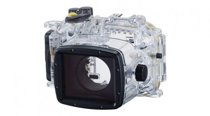 Canon PowerShot G7 X waterproof case stock issues