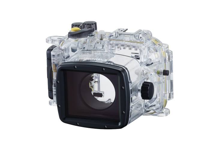 Canon PowerShot G7 X waterproof case stock issues