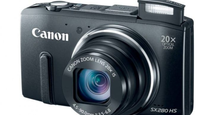 Canon PowerShot SX280 HS performance could help reviews