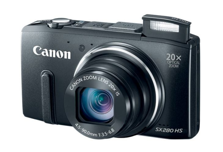 Canon PowerShot SX280 HS performance could help reviews
