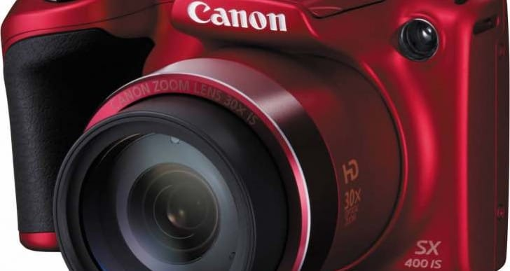Canon PowerShot SX400 reviews and ratings amaze