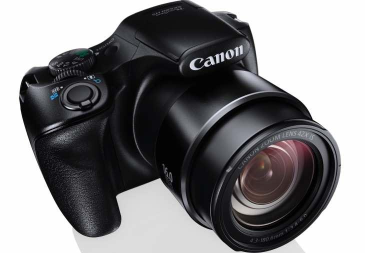 Canon PowerShot SX400 specs