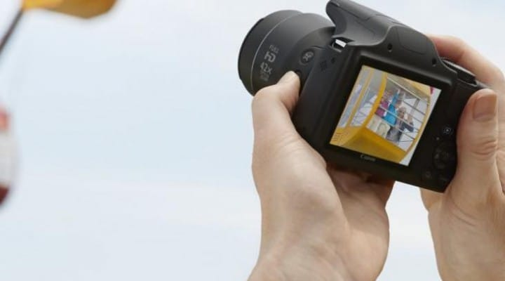 Canon PowerShot SX520 HS review in late 2014