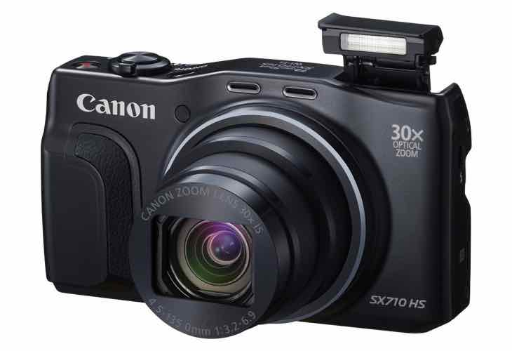 Canon PowerShot SX710 reviews