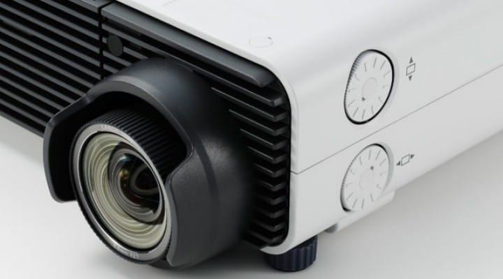 Canon REALiS WX450ST, WX6000 projectors at InfoComm 2014