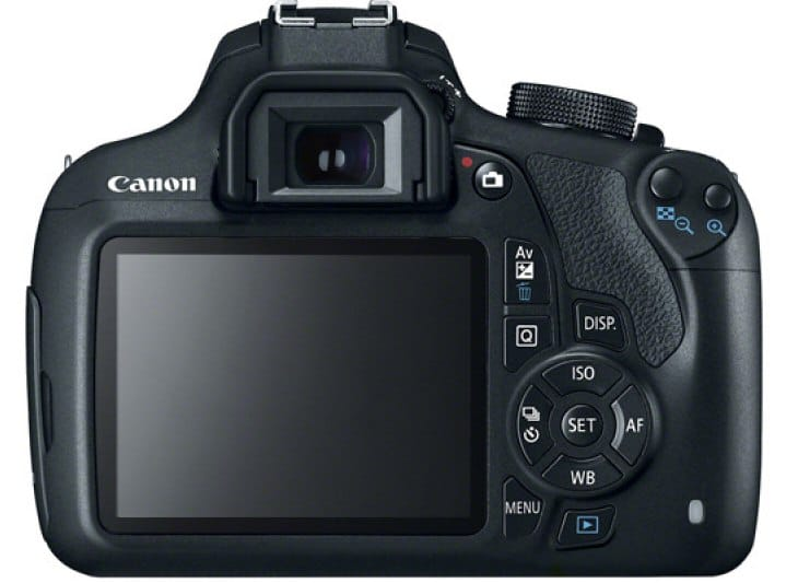 Canon Rebel T5 specs