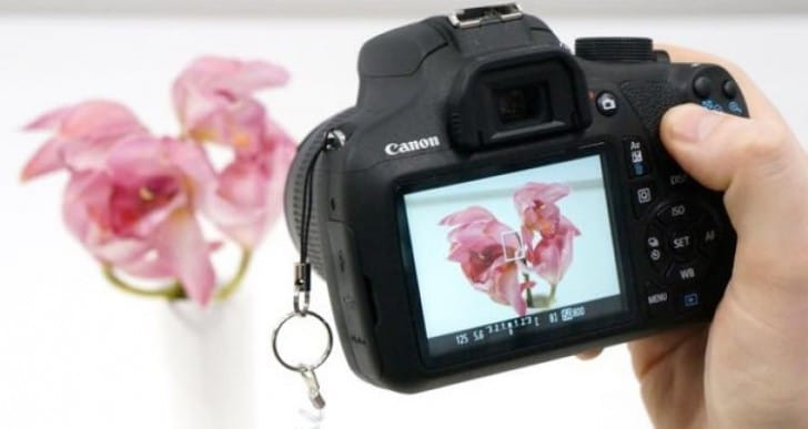 Canon T5 Camera video reviews and specs