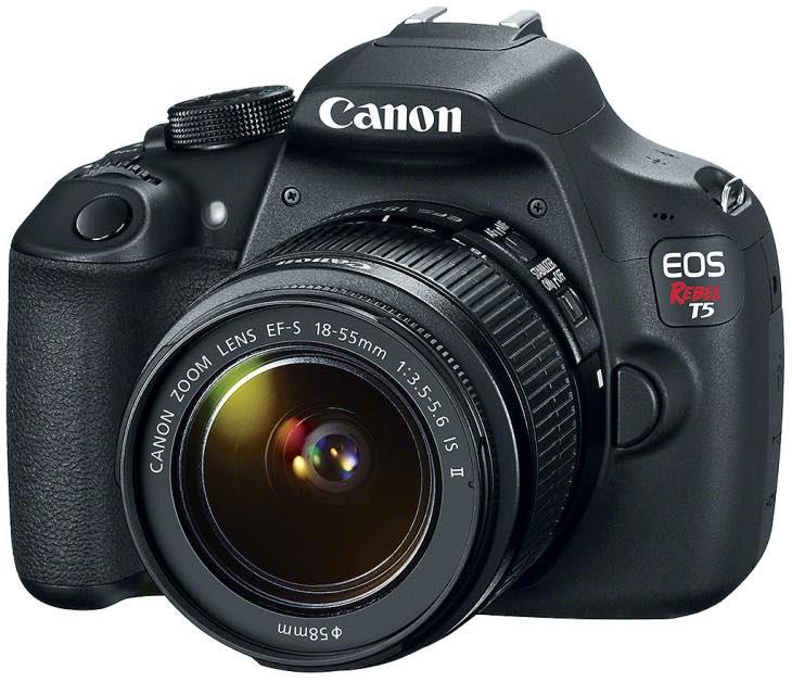 Canon T5 Camera