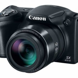 Canon's lineup of cameras in 2015 is diverse