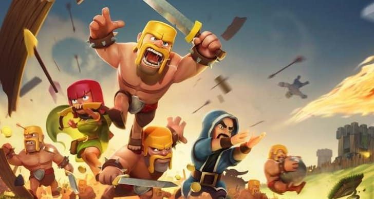 Clash of Clans Sneak Peek 2 for January 2016 update