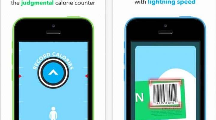 Carrot Hunger app reacts like Katie Hopkins